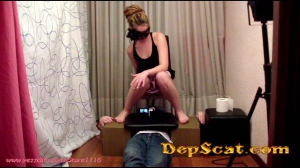 Spicy Food for us and a Mountain of Shit for Him 4 Scat Girls - Scat / Human Toilet [FullHD/1.12 GB]