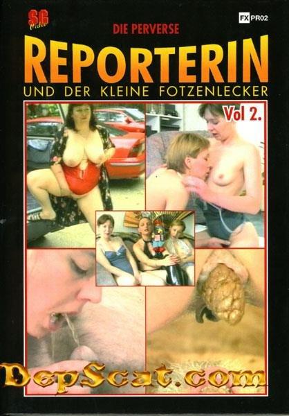 Die Perverse Reporterin 2 Lady Shantal - Scat / Outdoor [DVDRip/700 MB]