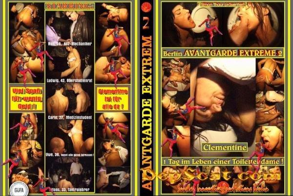 Avantgarde Extreme 02 Girls from KitKatClub - Scat / Domination [DVDRip/860 MB]