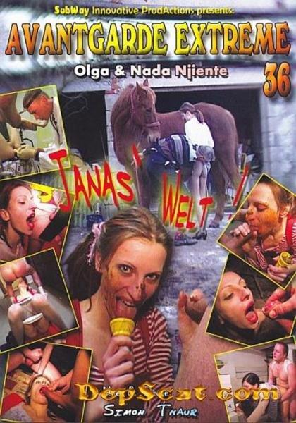 Avantgarde Extreme 36 Olga, Nada Njiente, Simon Thaur, O-love, Melanie, Pia Pomodora, Angelique, Iris, Sandra, Manuela - Scat / Domination [SD/1.20 GB]