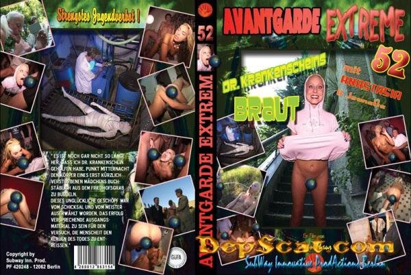Avantgarde Extreme 52 - Dr Krankenscheins Braut Girls from KitKatClub - Scat / Domination [SD/698 MB]