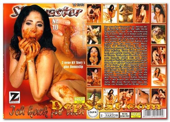 Shitmaster 9: The Shitting Pussy Corasonn - Scat / German [DVDRip/350 MB]