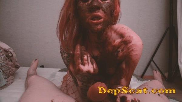 First Person Scat Fantasies Dirty Betty - Scat / Amateur [FullHD 1080p/711 MB]