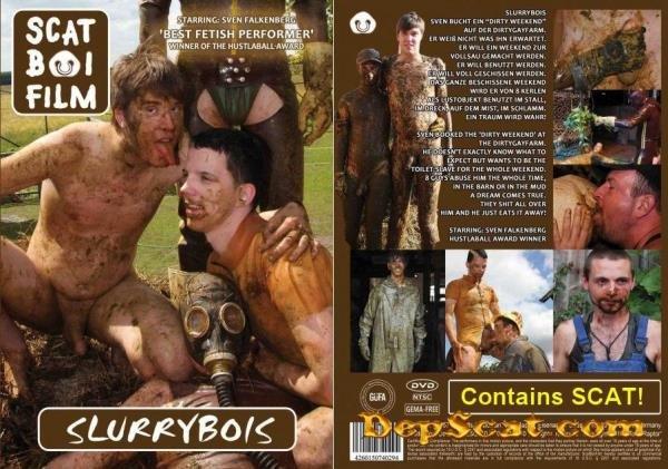 Slurrybois Sven Falkenberg - Gay / Scat [DVDRip/1.68 GB]