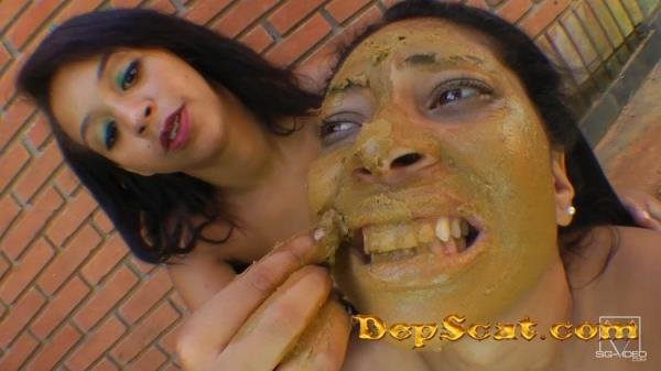 Young Scat Girls No.1 - Fresh Scat From 18 Years Old Scat Girls SG-Video - Scat / Germany [FullHD 1080p/1.10 GB]