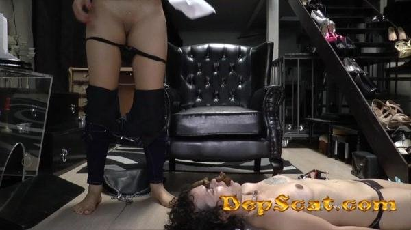 After holiday Mistress Gaia - Scat / Femdom [HD 720p/115 MB]