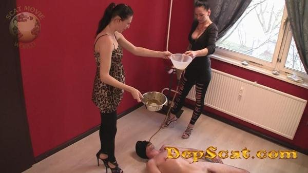 Shitting And Instiled Lady Chantal, Miss Jane - Scat / Germany [HD 720p/531 MB]