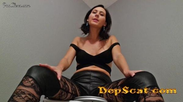 Under My Toilet Alexa (Jessica Valentino) - Shit / USA [FullHD 1080p/952 MB]
