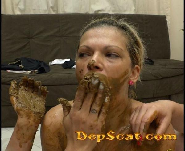 Shit Day Chimeny, Diana, Mary Claire - Femdom Scat, Toilet Slavery [UltraHD 4K/2.51 GiB]