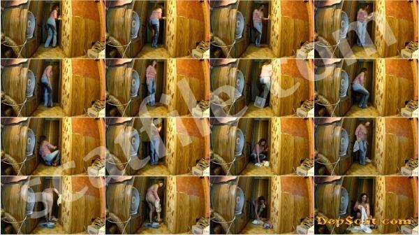 Desperate Locked Out Light Jeans Poop ScatGoddess - Desperation, Panty, Jean Pooping [FullHD 1080p/1.10 GiB]