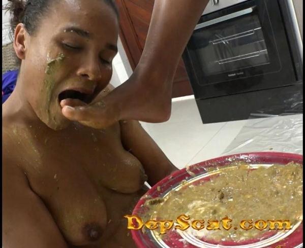 Special Meal Alessandra Marques, Isa Blue, Lisa Black - New Scat Brazil, Scat Brazil [FullHD 1080p/3.7 Gb GiB]