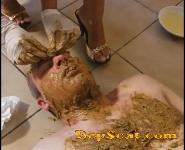 Shit Dump TinaAmazon - Big pile, New scat [FullHD 1080p/887 MB]