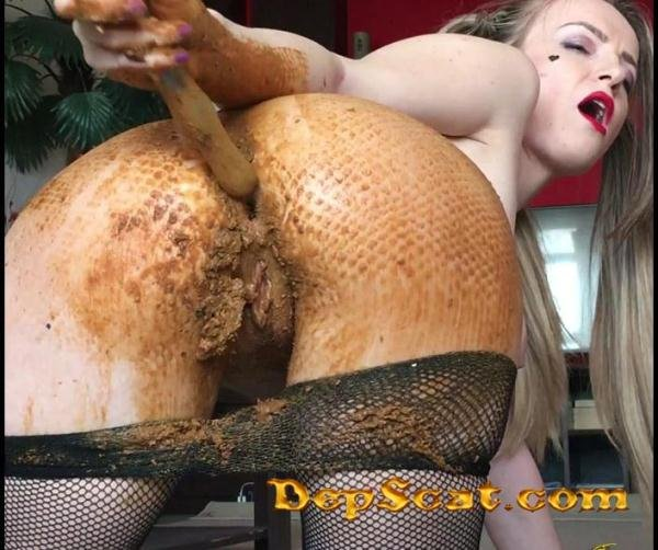 Happy Shitty Day with Harley JosslynKane - Scatting Domination, Big pile, New scat [FullHD 1080p/1.33 GB]