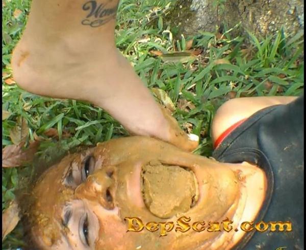 Lesbian Scat Military Girls Mistress Natalia Martinez - Femdom Scat, Toilet Slavery, Domination, Scat [FullHD 1080p/1.57 GiB]
