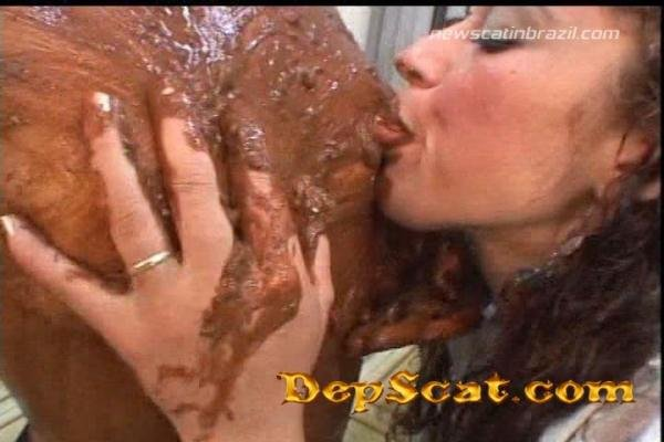 Breakfast is a Special Meal TattyDirtyPoo - Poopping, Shitting, Big pile, Scat [SD/390 MB]