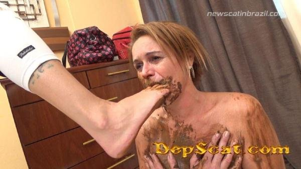 Pay your bills or… LindzyPoopgirl - Scat, Shit, Poo, Domination Scat [FullHD 1080p/6.2 Gb]