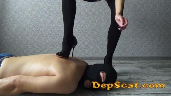 Mistress Emily shit on the face Mistress Emily - Femdom Scat / Foot Fetish [FullHD 1080p/586 MB]