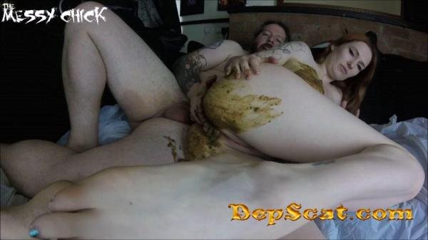 Anal Pleasures MessyChick - Poop / Scat [FullHD 1080p/1.46 GB]