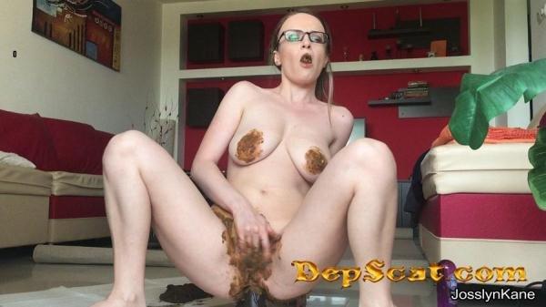 Huge Shit, Huge Cock JosslynKane - Poop / Scat [FullHD 1080p/1.09 GB]
