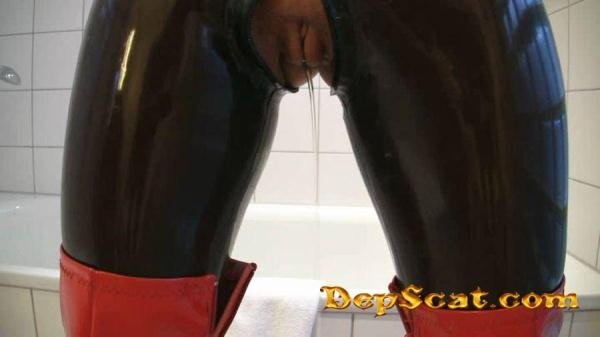 (S)Cat Women Part 1 Lady Nicole - Germany Latex / Humiliation Scat [SD/117 MB]