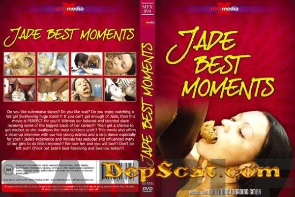 Mfx-894 Jade's Best Moments Jade and her friends - Shit / Lesbian Scat [SD/895 MB]