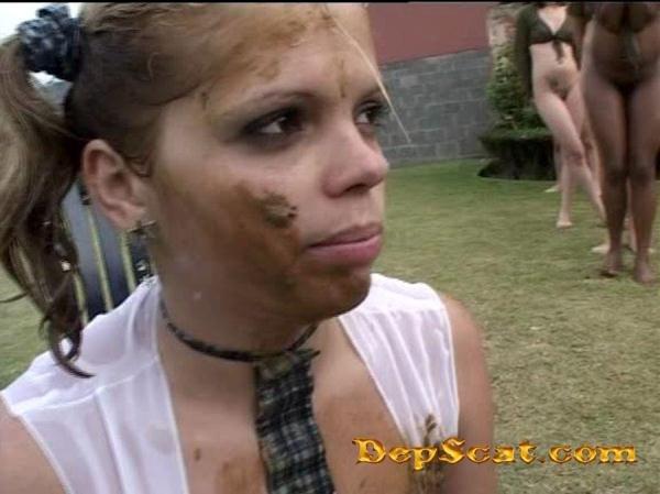 Lesbian Scat Military Girls - Scat Lesbi / Fisting Scat [DVDRip/807 MB]