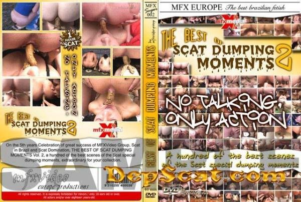 MFX-the best scat dumping moments 2 Brazilian Girls - Scat Brazil / Domination [DVDRip/51.8 MB]