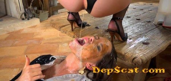 Honey's Lesbian Shit Dinner Honey - Scat / Lesbian [SiteRip/51.0 MB]