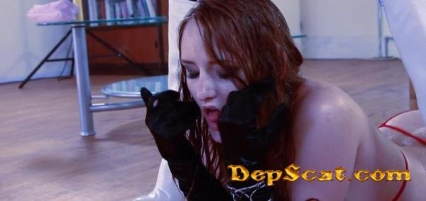 Vicky Denisa Heaven1 Scat Game Vicky, Denisa Heaven - Scat / Lesbian [SiteRip/166 MB]