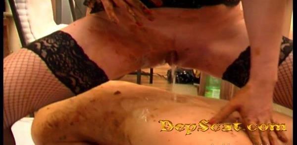 Extreme Blond Scat Girls Susan, Veronika - Scat / Extreme [HD 720p/364 MB]