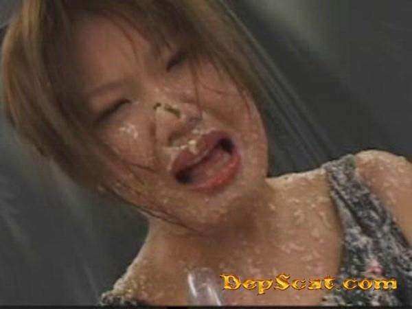 MASD-008 - Japan Scat Piss Shit Eating Vomit Puke US 01 Ultra Shiteating - Japan Scat, Domination Scat [DVDRip/1.46 GB]