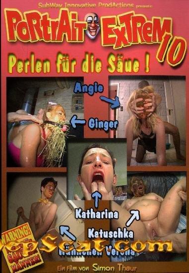 Portrait Extrem 10 Katharina, Katuschka, Verena - Scat Sex, Fisting, Germany [DVDRip/700 MB]