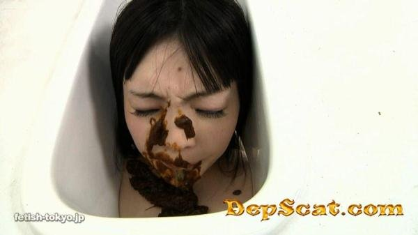 The Human Toilet 3 Pam - Asian Scat, Domination Scat [HD 720p/499 MB]