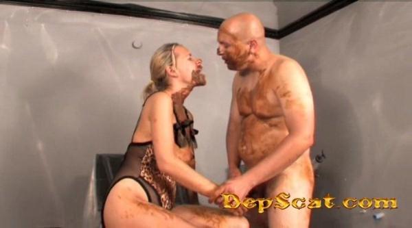Vom Arsch in den Mund Shitmaster 43 - Scat, Germany [DVDRip/309 MB]