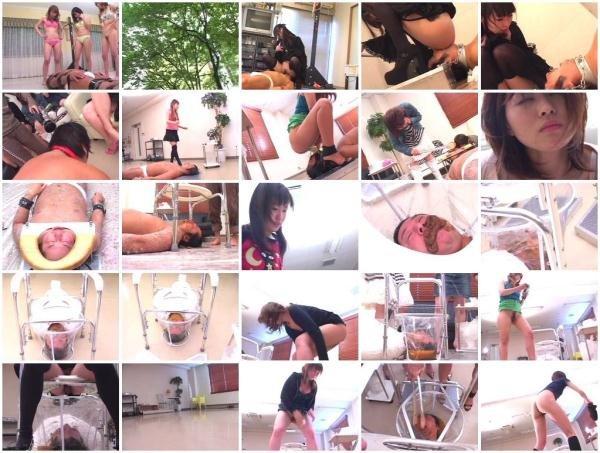 Yapoo's Market 62 - Part 2 Amanda - Scat Porn, Scat Humiliation [DVDRip/1.40 GB]