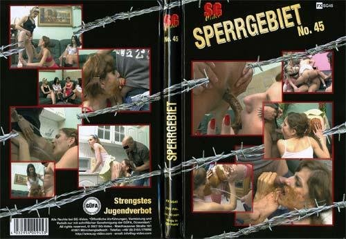 Sperrgebiet No. 45 ShitGirl - Sex Scat, Germany [DVDRip/999 MB]