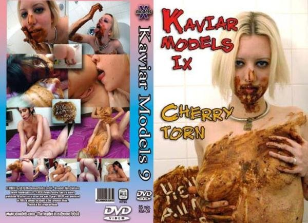 Scat superstars Cherry Torn, Estefania - Dirty Anal, Lesbian Scat [DVDRip/699 MB]