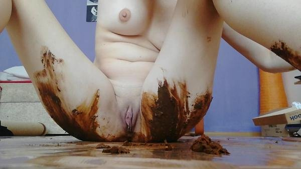 Dirty BlowJob – Dirty fuck DianaSpark - Damage, Solo Scat [HD 720p/1.82 GB]