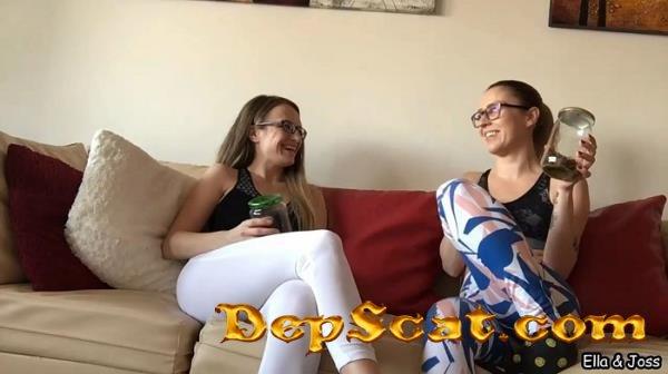 Ella and Joss workingout session EllaGilbert, Josslyn Kane - Scat, Poop Videos, Groups [FullHD 1080p/2,01 Gb]