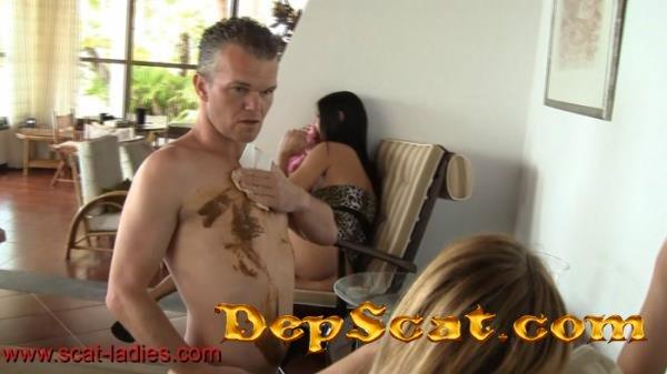 Shit Smells Good Lady Rachel (Evans) - Scat, Pissing, Femdom, Humiliation [FullHD 1080p/208 MB]