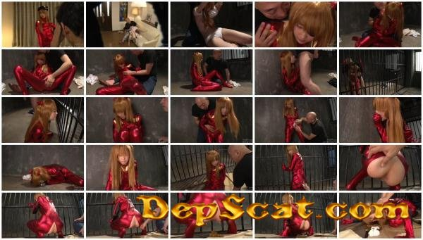 [OPUD-239] Cosplay Aoki Rin in captivitys scatology rape , Part 1 Aoki Rin - Japan Scat, Take A Crap [DVDRip/1.42 GB]