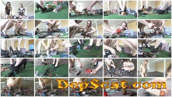Patricia and Lisa pervert train crush Lolicoon - Lesbian Scat, Fouling [HD 720p/1.20 GB]