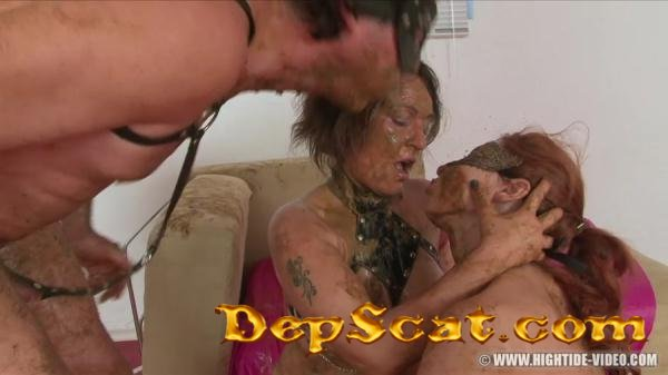 SCAT SUBMISSION 2 Regina Bella, Gina, 1 Male - Scat, Lesbians, Group [HD 720p/1.03 GB]