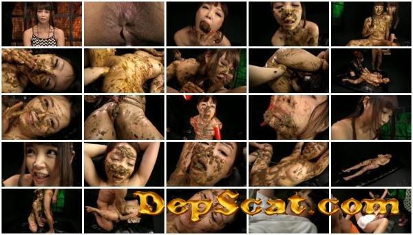 [PTJ-012] Limitless Shit, クソ・リミットレス – 黒田麻世・美咲結衣 Mayo Kuroda (黒田麻世), Yui Misaki (美咲結衣) - Eating, Japan Scat [DVDRip/4.73 GB]