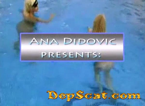 Two Girls One Turd Ana Didovic - Solo Scat / Netherlands [SD/35.6 MB]