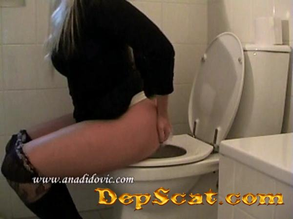 Stocking Dump Ana Didovic - Solo Scat / Netherlands [SD/10.9 MB]