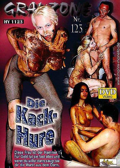 Grauzone 123 - Die Kack Hure Larissa, Sabine - Germany Scat, Sex Scat [DVDRip/999 MB]