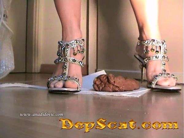 High Heels Great Ana Didovic - Solo Scat / Netherlands [SD/12.6 MB]