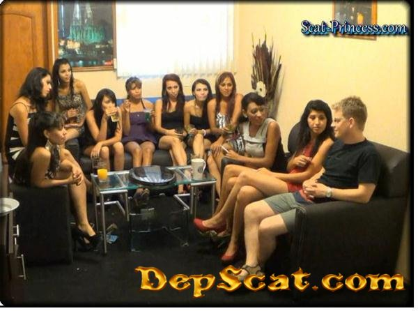 Solid Rock Combination, Please stop, Aahh, Help!!! Diana, Britany, Marie, Valery, Adison, Judi, Tifany, Crystal - Scat Femdom, Domination [HDRip/5.01 GB]