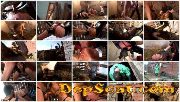 Exkrement United Pigs - Scat, Men Shit [DVDRip/1.03 GB]